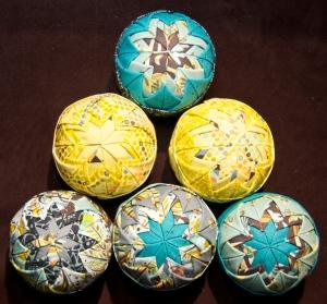 Acacia Ornaments 1