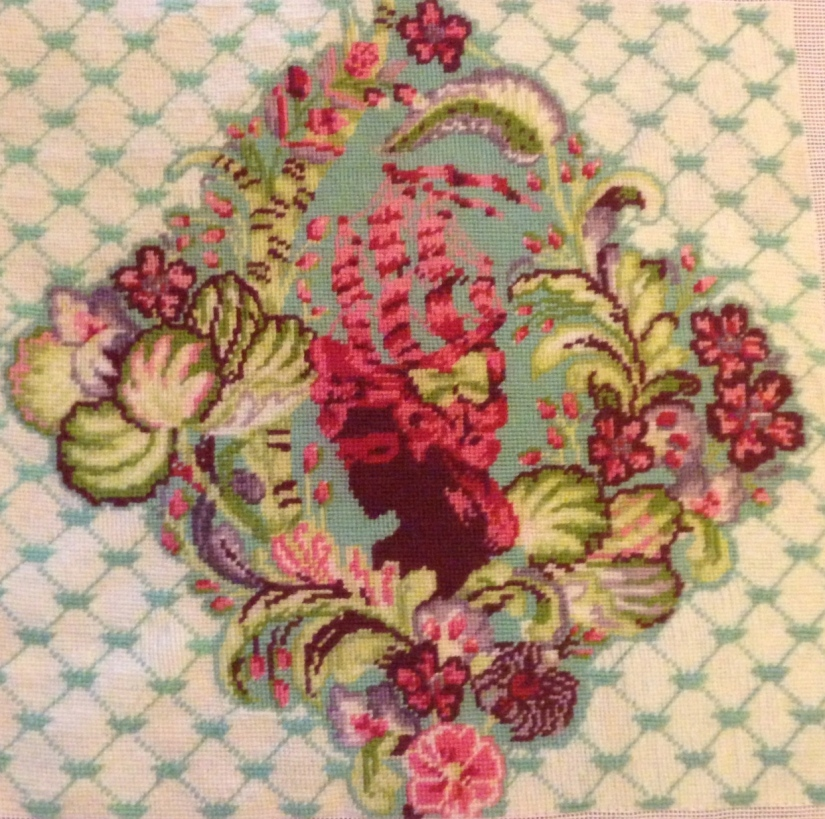 Miss Marie – Parisville Needlepoint