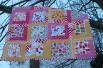 Global Barnyard baby play mat in Urban Zoologie by Ann Kelle
