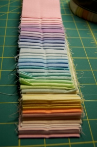 Pastels Unrolled