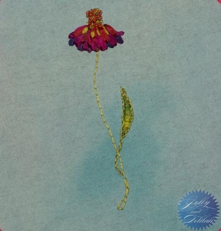Coneflower. Design by Mary Jo Hiney