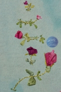 Rosebed. Design by Mary Jo Hiney.