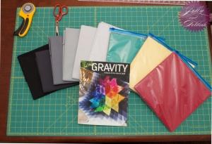 Jaybird Quilts Gravity Quilt Kit