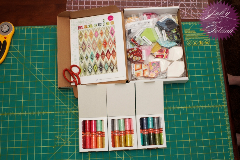 Sunday Stash #1: The Quilt Kit Edition