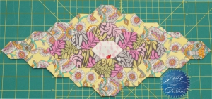 Tula Pink Marquise Quilt Block 2
